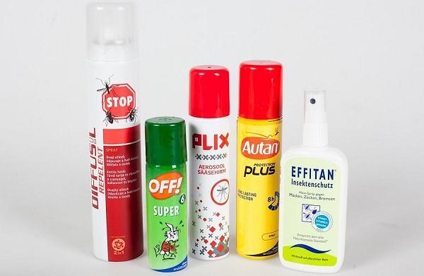 Средства и вещества, избавляющие от комаров