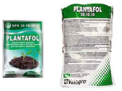 Средство Плантафол: инструкция по применению, отзывы