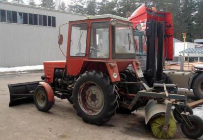 Трактор Т30 («Владимирец»): устройство, технические характеристики