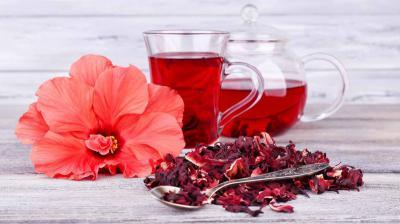 Гибискус, чай: полезные свойства и противопоказания