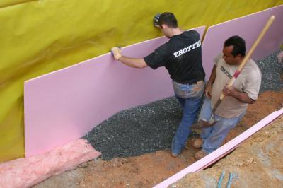 Грунтовые воды в подвале: что делать, выполнение гидроизоляции, выбор материалов, особенности выполнения работ, отзывы