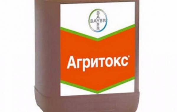 Гербицид «Агритокс»: действующее вещество, спектр действия, как разводить