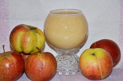 Яблочное пюре со сгущенкой на зиму: пюре Неженка