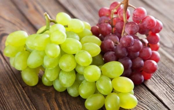 Виноград: фрукт или ягода