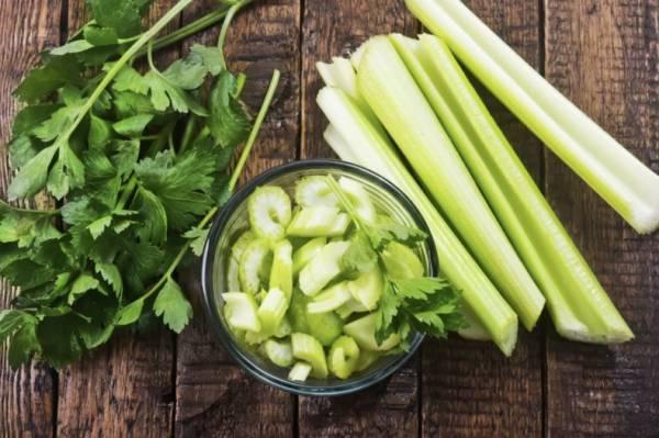 Овощи зеленого цвета: какие бывают и чем полезны