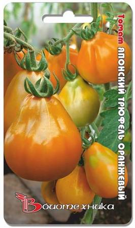 Характеристика и описание томата сорта - Японский трюфель: фото, видео отзывы