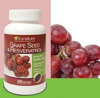 Экстракт виноградных косточек: полезные свойства и отзывы