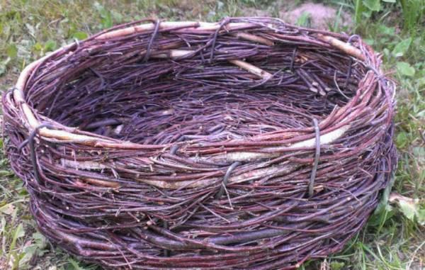 Как сделать гнездо для гусей своими руками