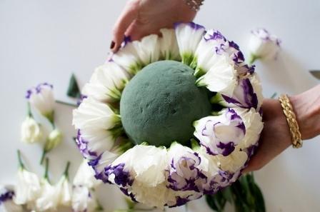 Губка для цветочных композиций, где взять, как использовать, чем заменит