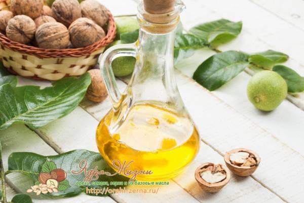 Ценнейшее масло грецкого ореха - состав и свойства древнего царского золота