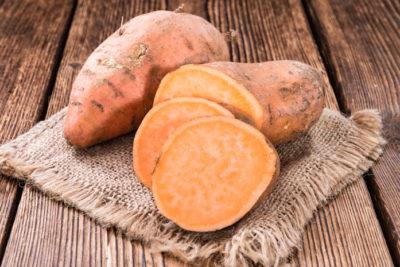 Батат – полезные свойства и вред сладкого картофеля