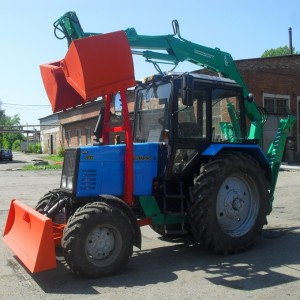 МТЗ-892: технические характеристики и описание модели