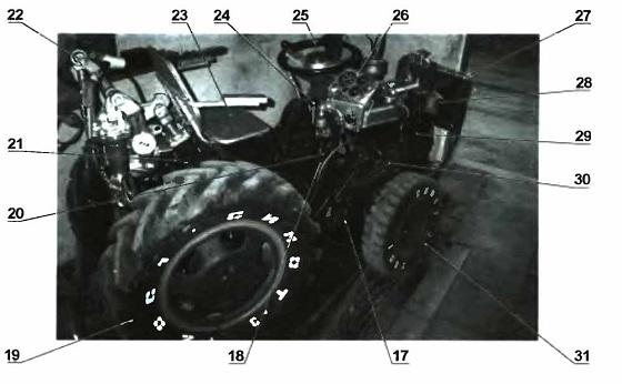 Минитрактор своими руками, дополнительные механизмы к нему – от чертежа до действующей машины