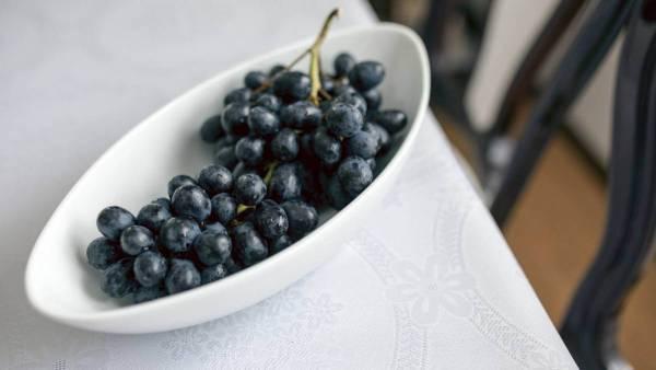 Витамины в винограде